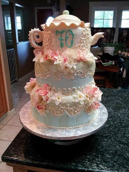 Birthday Cakes Ideas All Over The World Jpg 540x720 70th Mom